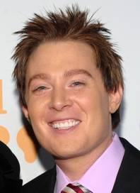 In this March 28, 2009, file photo, singer Clay Aiken attends the 20th Annual Gay & Lesbian Alliance Against Defamation Media Awards in New York.