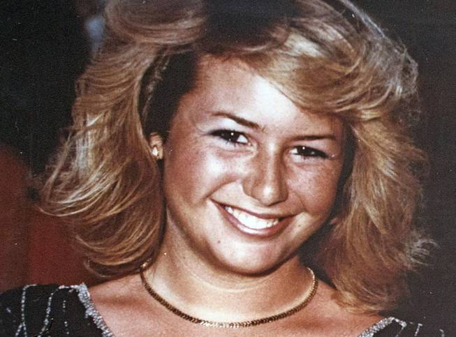 An undated image provided by the Sessions Family is of Tiffany Sessions, a student at the University of Florida, disappeared in 1989. Authorities have linked her disappearance to Paul Rowles, a serial killer who died in prison last year.