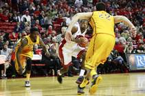UNLV vs. Wyoming: Feb. 8, 2014