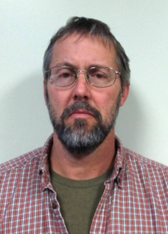 This photo released by the Tennessee Bureau of Investigation shows Richard Parker. Parker, the son-in-law of a Tennessee couple killed when a package exploded at their home, has been charged with first-degree murder in their deaths. State Fire Marshal's Office spokeswoman Katelyn Abernathy said Parker is also charged with unlawful possession of a prohibited weapon.