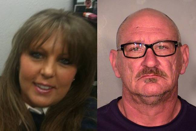 Metro Police say they have recovered the body of Sheila Linke, 53, left, and have arrested her tenant/roommate, Edward Norman Kopp, right, in her death.