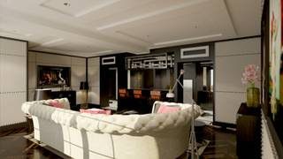 Renderings of The Cromwell on the Strip.
