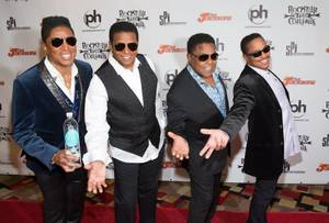 Grand Opening Night of The Jacksons