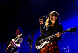 Best Coast at the Joint on Sunday, Feb. 23, 2014, in Hard Rock Hotel Las Vegas.