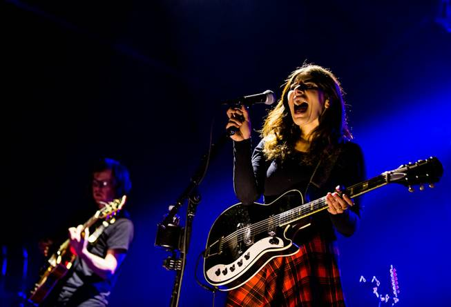 Best Coast at the Joint on Sunday, Feb. 23, 2014, ...