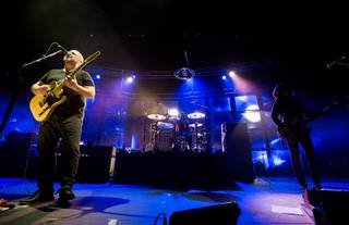 Pixies at the Joint on Sunday, Feb. 23, 2014, in Hard Rock Hotel Las Vegas.