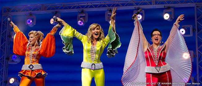 "The musical ""Mamma Mia!"" is headed to Tropicana in spring ..."