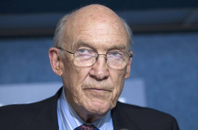 A group of Republicans, led by former Sen. Alan Simpson of Wyoming, has come out in support of legalizing gay marriage in Utah and Oklahoma, arguing that allowing same-sex unions is consistent with the Western conservative values.