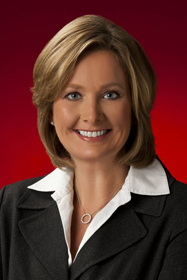 This undated image provided by Target Corp shows Chief Information Officer Beth Jacob. Jacob is resigning effective Wednesday, March 5, 2014, as the retailer overhauls its information security and compliance division in the wake of a massive pre-Christmas data breach.