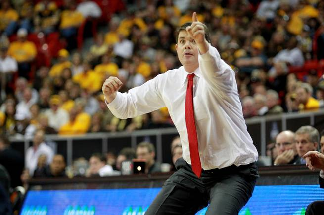 Rice staying put at UNLV with 2-year extension proposed by administration