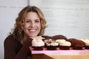 Candace Nelson opened Sprinkles in California in 2005. She swears by the rocky road ice cream made with Chuao chocolate and homemade marshmallow.