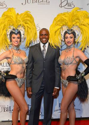 'Jubilee' Grand Reopening at Bally's