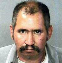 This undated photo provided by the Tulare County, Calif., District Attorney shows Jose Manuel Martinez. Prosecutors are calling this Central California man a contract killer and have charged him with murdering nine people in three counties.