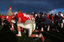 UNLV Football Spring Showcase