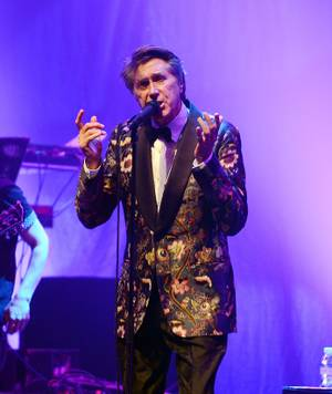 Bryan Ferry at Pearl at the Palms