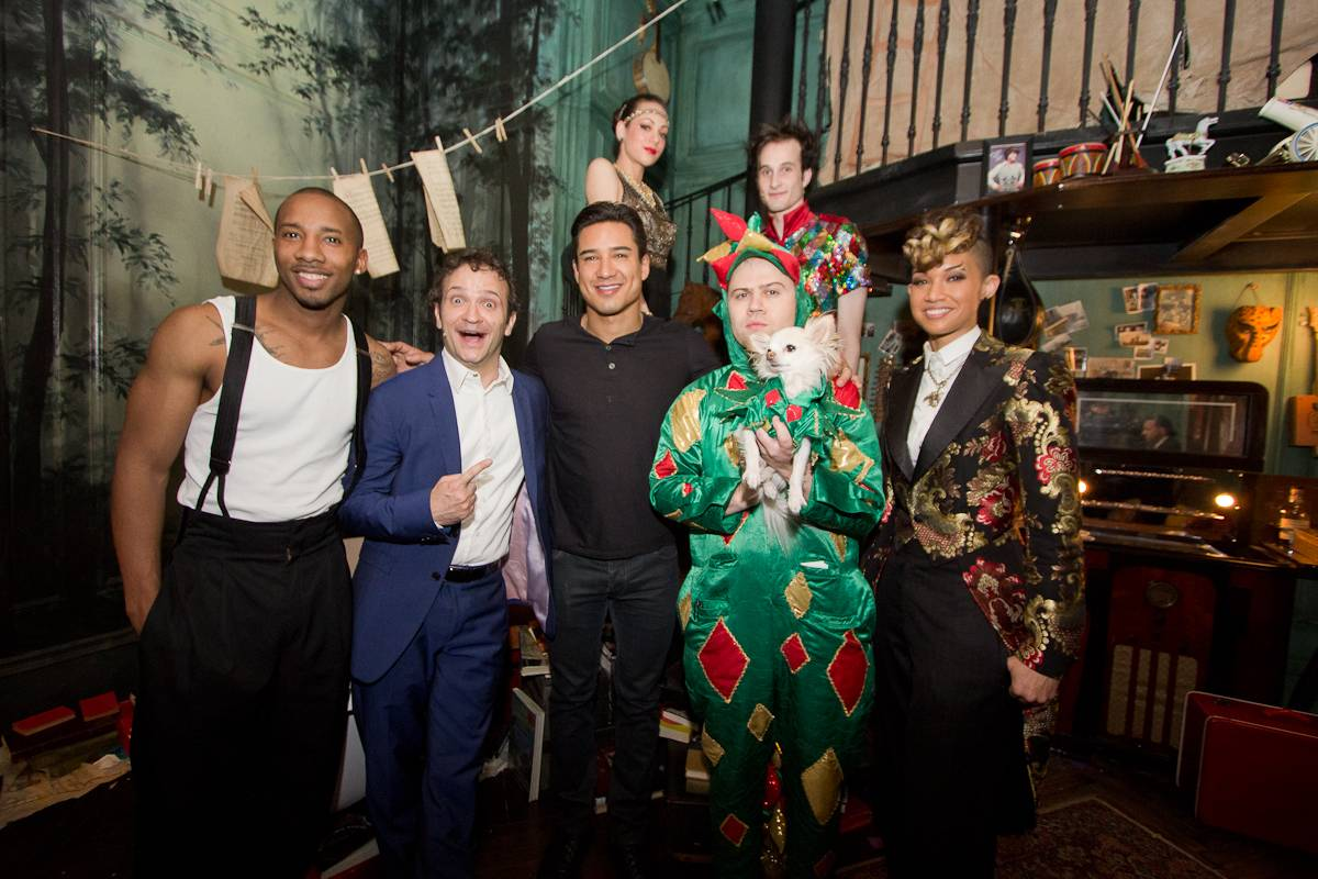 "On the night ""Vegas Nocturne"" closed at the Cosmopolitan of Las Vegas, Spiegelworld founder and self-styled impresario Ross Mollison raised a champagne glass and proclaimed, "" 'Vegas Nocturne' is a hit!"" Since that night on July 12, the show has not been heard from ..."