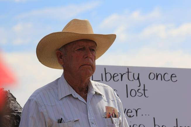 BLM-Bundy Standoff: April 12, 2014