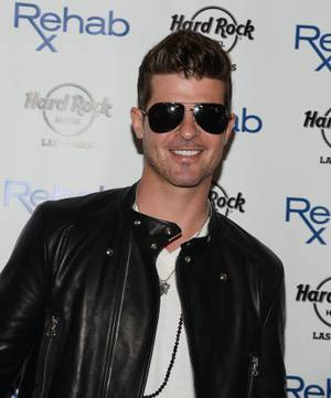 Rehab Season 11: Robin Thicke