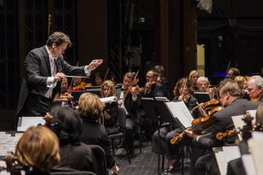 The blend of the proven with the new is part of conductor Donato Cabrera's commitment to keeping the discipline alive and fresh.
