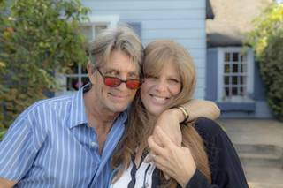 "Eric Roberts and Eliza Roberts star on ""Celebrity Wife Swap"" on Tuesday, April 22, 2014, on ABC."
