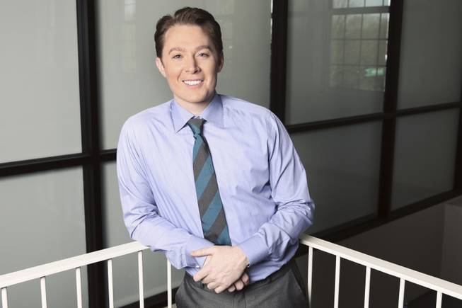 "This undated image released by Clay Aiken for Congress, shows former ""American Idol"" runner up Clay Aiken, a candidate in the Democratic Party primary in North Carolina's 2nd Congressional District."