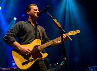 O.A.R. performs at Brooklyn Bowl on Friday, April 25, 2014, in the Linq.