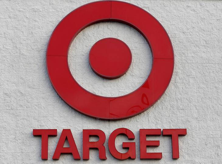 This Thursday, Dec. 19, 2013, photo shows a Target retail chain logo on the exterior of a Target store in Watertown, Mass.