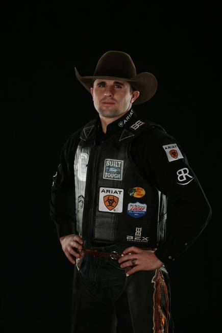 Markus Mariluch. Oklahoma City Built Ford Tough series PBR. Photo ...