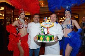 DB Brasserie Grand Opening at Venetian