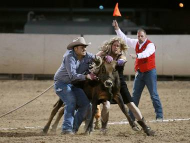 The local rodeo is one of 14 gay rodeos being held this year under the umbrella of the International Gay Rodeo Association.