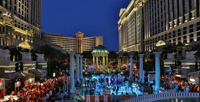The Grand Tasting of 2014 Vegas Uncork'd by Bon Appetit ...