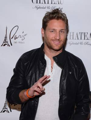 Juan Pablo Galavis Hosts at Chateau