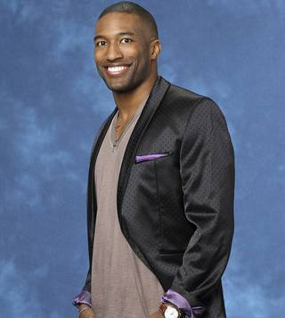 "Marquel Martin of Las Vegas is competing on ABC's ""The Bachelorette."""