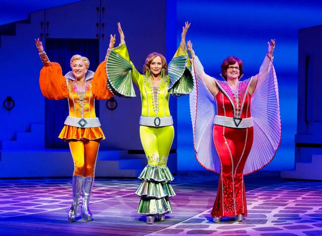 'Mamma Mia!' at Tropicana