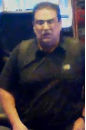 Metro Police are searching for this man who is suspected of physically battering and robbing another person at a downtown casino May 15, 2014, authorities said.
