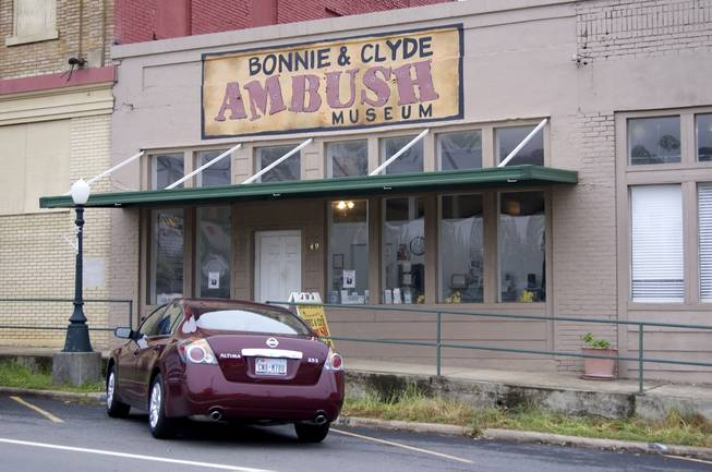 The Bonnie & Clyde Ambush Museum in Gibsland, La., is owned by the son of a Dallas deputy who hunted them down.