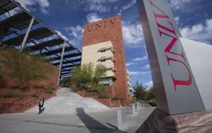 UNLV's Greenspun Hall