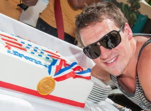 Ryan Lochte at Azure