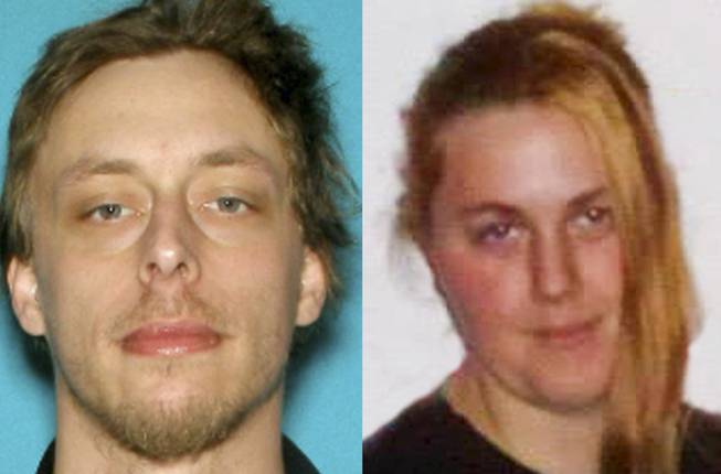 Jerad Miller and Amanda Miller shot and killed two Metro Police officers at a pizza restaurant in Las Vegas and killed another person at a nearby Wal-Mart on Sunday, June 8, 2014.