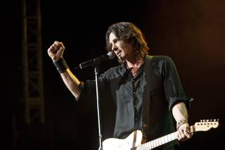 Singer and actor Rick Springfield.