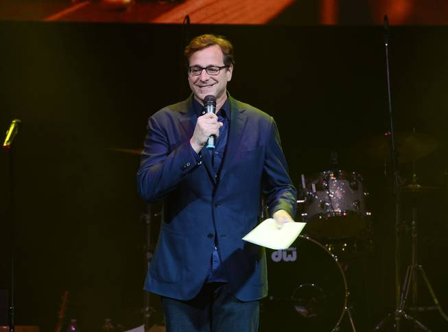 Bob Saget hosts the Scleroderma Research Foundation fundraiser at House ...