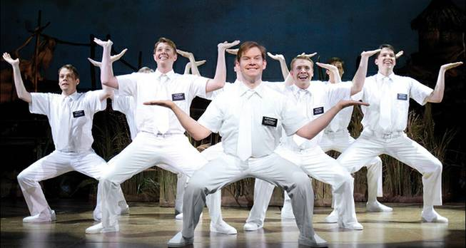 "The Tony Award-winning ""The Book of Mormon"" is now playing at the Smith Center for the Performing Arts through July 6, 2014."