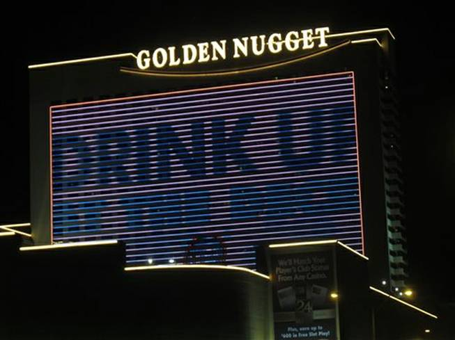 The Golden Nugget Atlantic City, pictured here in 2012, won a ruling in a New Jersey court that it does not have to pay $1.5 million won by a group of gamblers who realized that the cards had not been shuffled, and it can move to recover more than $500,000 it already paid the gamblers.