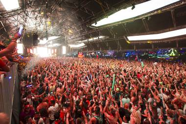 The Electric Daisy Carnival juggernaut continues to pay dividends for the Las Vegas area.