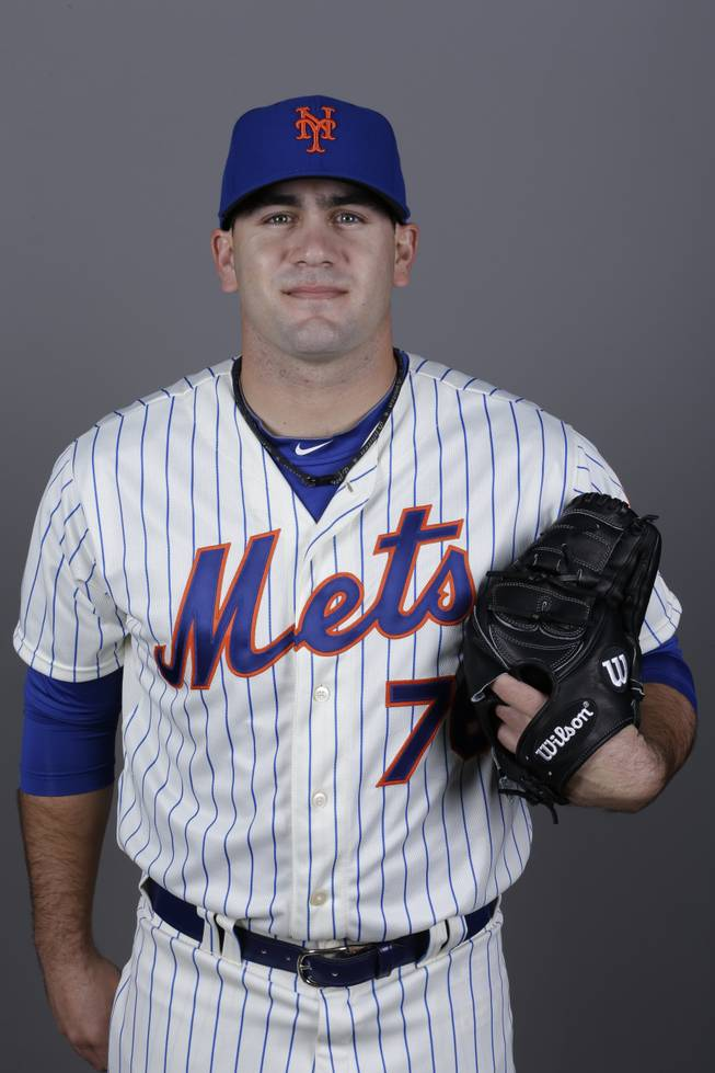 Silverado High School graduate and New York Mets minor leaguer Chase Bradford is a relief pitcher for the Las Vegas 51s.