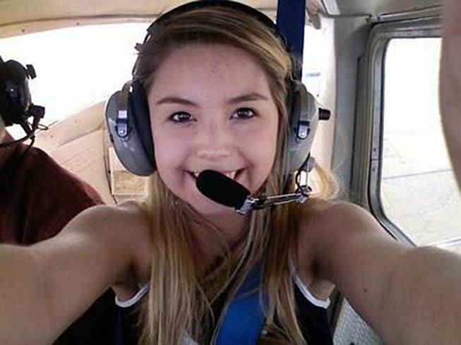In this undated photo released courtesy of Lorraine Eriksen, shows Jenny Gamez, an Oregon teenager identified Monday, June 30, 2014, as one of two women whose bodies were found in suitcases in Wisconsin.