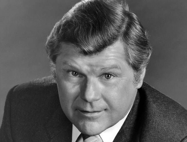 "This Feb. 24, 1982, photo released by ABC shows actor Bob Hastings. Hastings, an actor best known from the 1960s sitcom ""McHale's Navy,"" died Monday, June 30, 2014, at his home in Burbank, Calif. He was 89."
