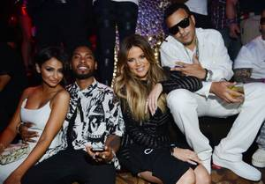 Khloe Kardashian 30th Birthday at Tao