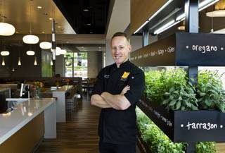 Executive Chef Jeremy Bringardner, a winner on