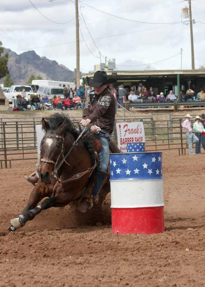 Jenni Mann is on a quest to become the National High School Rodeo Association's queen. The competition begins July 11, 2014, in Wyoming.